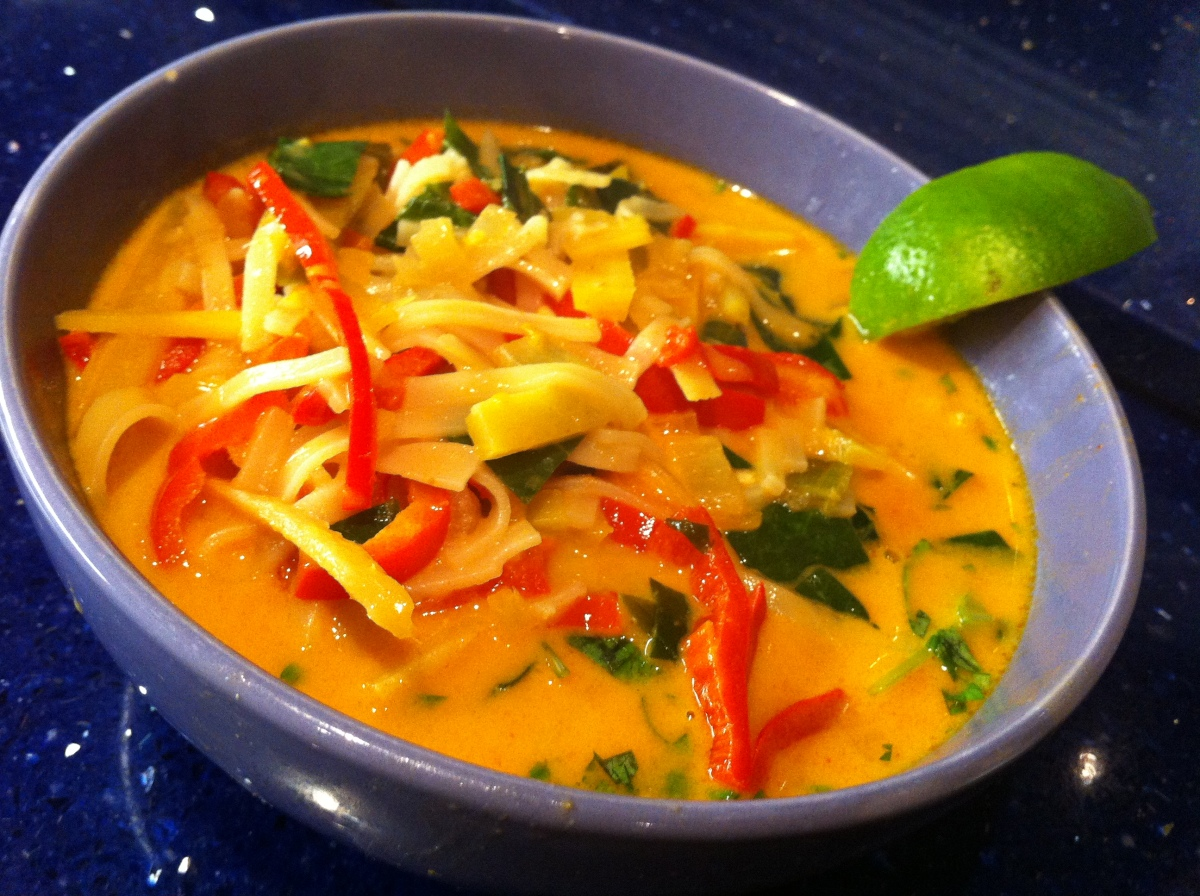 Thai Kitchen Rice Noodle Soup Recipes