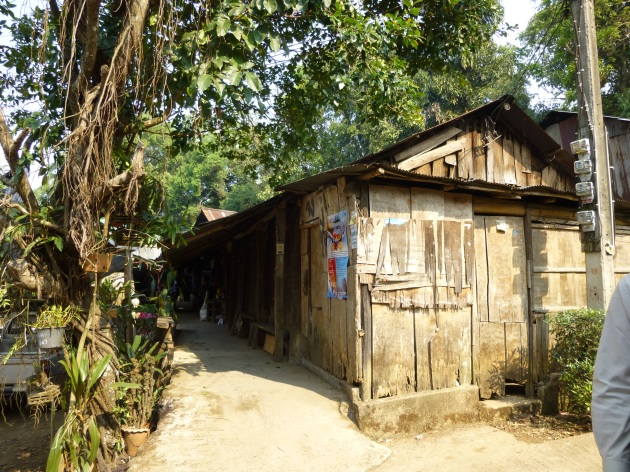 Meo Hill Tribe Village