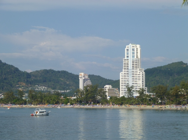 Phuket - Tall Towers
