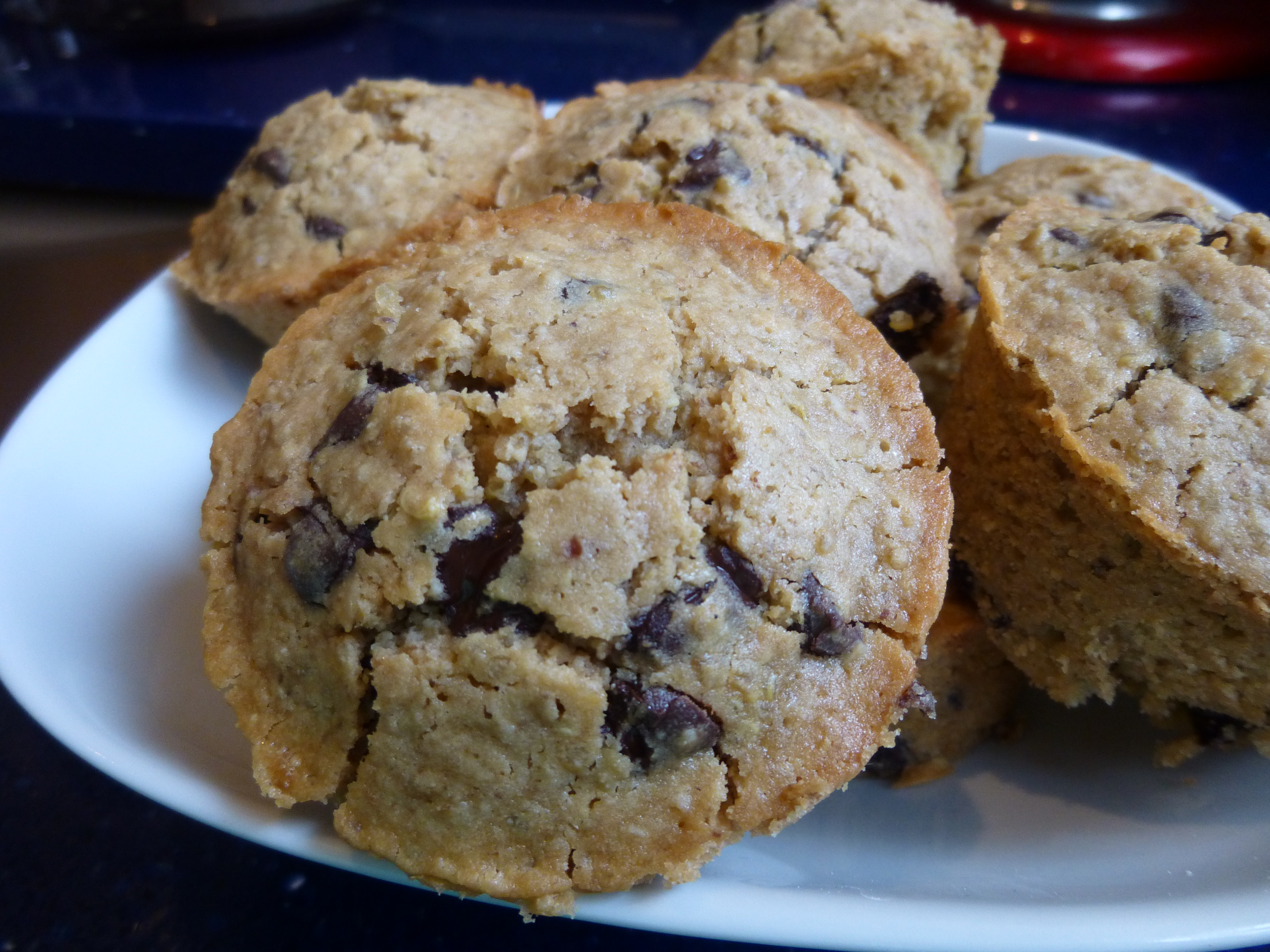 Cappuccino Muffins with Chocolate Chips | Cooking On The ...