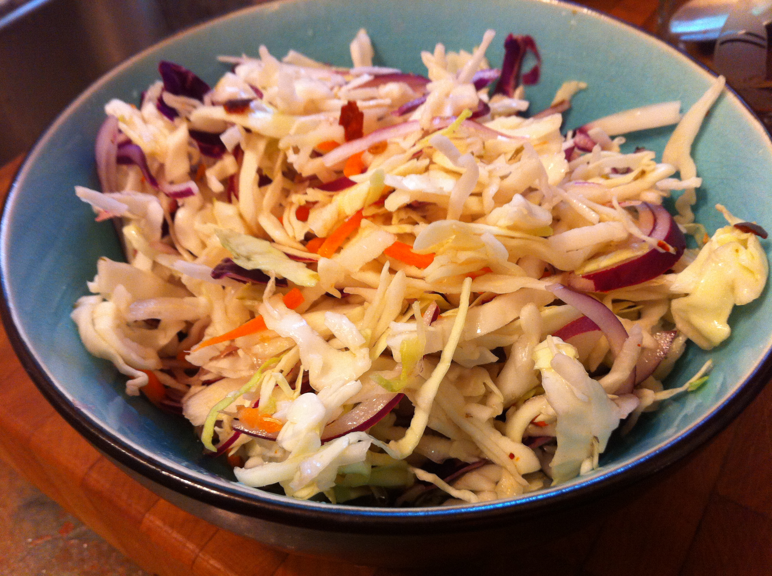 Curtido+Recipe Curtido (aka. The Best Coleslaw Ever) | Kitchen Operas