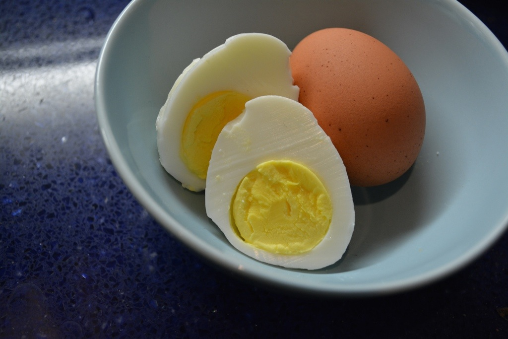 Hard-Boiled Eggs | kitchenoperas.com