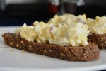 Sundried Tomato & Scallion Egg Salad | kitchenoperas.com