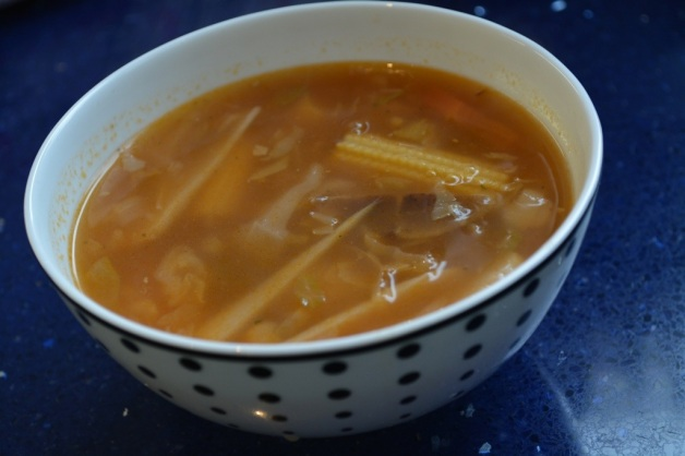 Hot & Sour Soup | kitchenoperas.com
