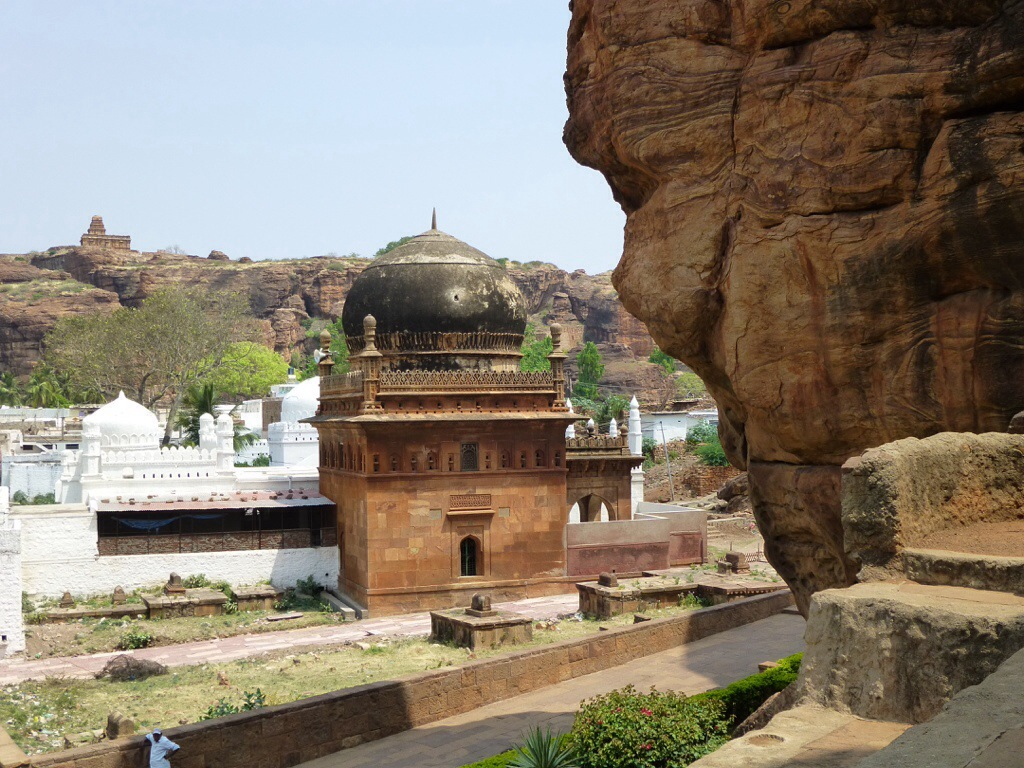 Badami Cave Temples (India) | kitchenoperas.com