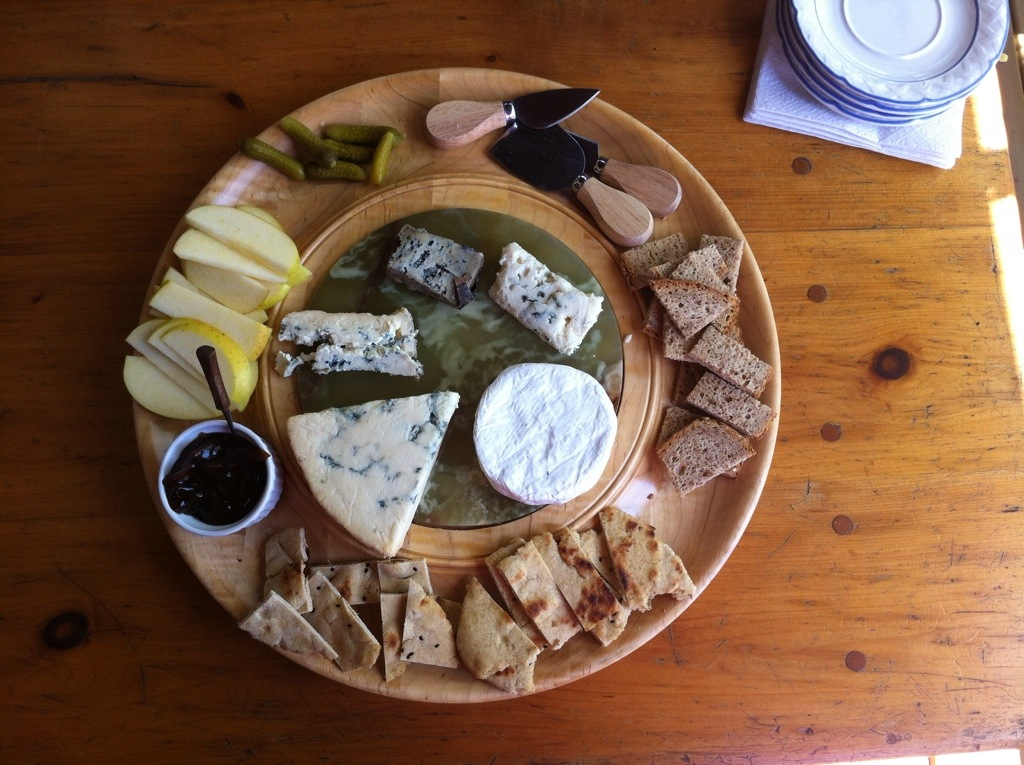 Cheese Tasting | kitchenoperas.com