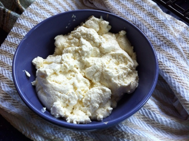 Whole Milk Ricotta | kitchenoperas.com