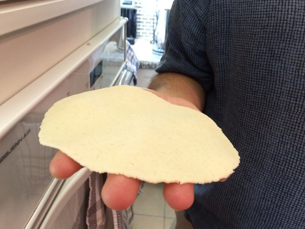 Uncooked Corn Tortillas | kitchenoperas.com