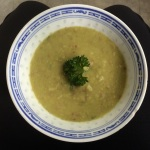 Vegan Potato Leek Soup | kitchenoperas.com
