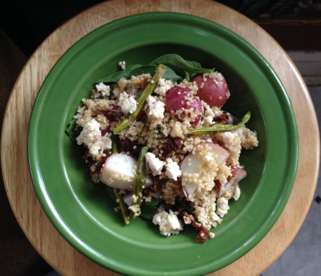 Ashley's Autumnal Quinoa Salad | kitchenoperas.com
