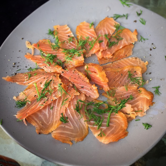 Cured & Smoked Salmon | kitchenoperas.com