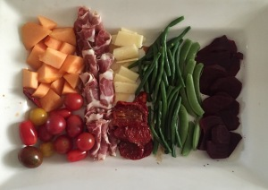 Antipasti | Crappy Dinner Party | kitchenoperas.com