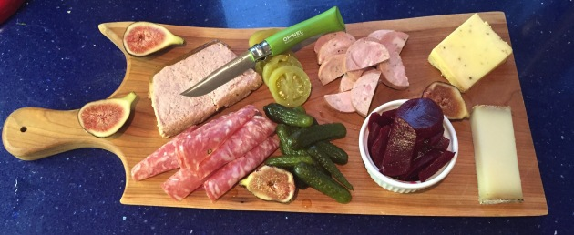 Charcuterie | Crappy Dinner Party | kitchenoperas.com